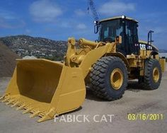 2006 #Caterpillar 972H wheel #loader | Fabick CAT | $235,000