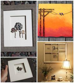 12 ανέξοδοι τρόποι για να κάνετε το διαμέρισμα σας ένα έργο τέχνης. (Φωτογραφίες)