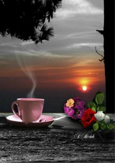 Dawning with favorite coffee. Coffee Gif, Coffee Love, Coffee Quotes, Best Coffee, Good Morning Coffee, Good Morning Good Night, Good Morning Images, Gif Café, Coffee Drinks