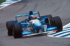BENETTON  B195 - RENAULT V10   Michael Schumacher