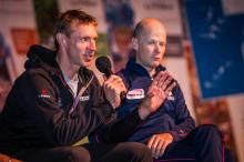 Jens Voigt (Trek) looks forward to getting in the breakaways again this week. Jens calls it quits after USA Pro Challenge 2014. Thanks and now maybe your legs will finally shut up!