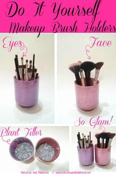 Not only a diy makeup organizer is a storing device but also a distraction from your everyday worries and troubles. Beauty brings in peace, try it now! #makeup #makeuplover #makeupjunkie