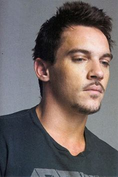 Jonathan Rhys Meyers......Gorgeous!! When the Sword of Air goes massive and we get a Hollywood movie - he's GOT to be Jareth! #SwordofAir on iBooks.