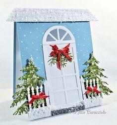 Impression Obsession Door/Window die