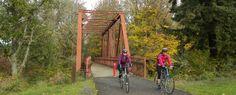 Cycling & Mountain Biking | Scenic Bikeways, Bike Paths & Trails | Eugene, Cascades & Oregon Coast