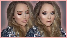 Fancy Makeup, Old Makeup, Makeup Looks, Makeup Eyes, Makeup Tutorials Youtube, Beauty Tutorials, Beauty Magic, Glowy Skin, Blue Eyes