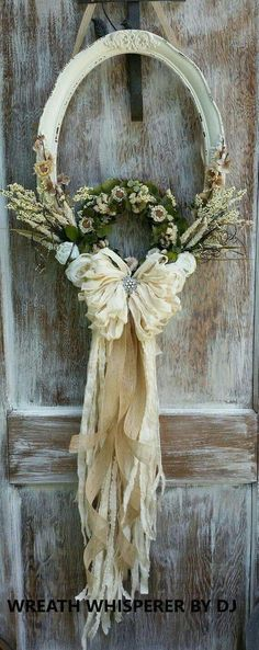 July 2018 Wreaths Creations by Custom Designers Showcasing some wreaths or other florals created by designers on the Trendy Tree Custom Wreath Designer List. Most all these wreaths are offered for saleWreath by Wreath Whisperer by DJ. Wreath Crafts, Diy Wreath, Grapevine Wreath, Ribbon Crafts, Diy Crafts, Shabby Chic Christmas Decorations, Christmas Wreaths, Holiday Decorations, Plaid Christmas