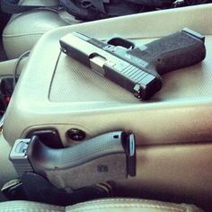 the seat holster is illegal In illinois As i understand the law. A firearm must be cased and unloaded for transport.