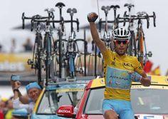 Tour, 18ª tappa. Il sigillo di Nibali