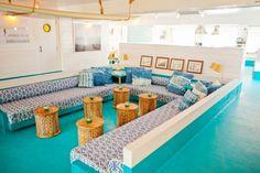 fond memories sitting here!  montaulk surf lodge