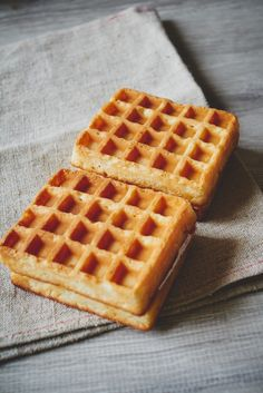 Out with the old sandwich bread and in with these new gluten-free waffle!