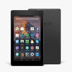 Nouvelle tablette Fire 7, écran 7″ (17,7cm), 16Go (Noir) – sans… - https://www.tablettetactile.ovh/714/  Voir sur Amazon  EUR 94,99  La nouvelle génération de notre tablette Fire phare – désormais plus fine, plus légère, dotée d'une plus longue autonomie et d'un écran amélioré.Superbe écran IPS 7″ avec un meilleur contraste. Processeur quadricœur 1,3 GHz et jusqu'à 8...