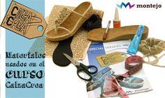 Curso CalzaCrea Madrid  (Materiales)