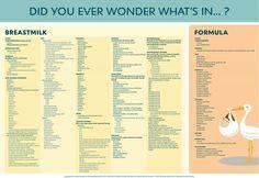 Breastmilk composition Breastfeeding And Formula, Breastfeeding Benefits, Breastfeeding And Pumping, Breastfeeding Support, Breastfeeding Problems, Doula, Biotin, Water Birth, Christian Wallpaper