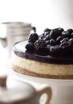 torta mirtilli