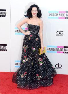 Fabulously Spotted: Katy Perry Wearing Oscar de la Renta - 2013 America Music Awards #AMA's  - http://www.becauseiamfabulous.com/2013/11/katy-perry-wearing-oscar-de-la-renta-2013-america-music-awards-amas/