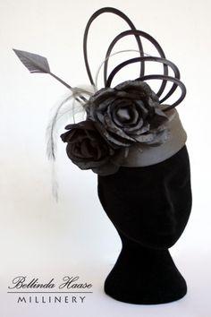 NAOKI - BELLINDA HAASE #HatAcademy #Millinery #hats
