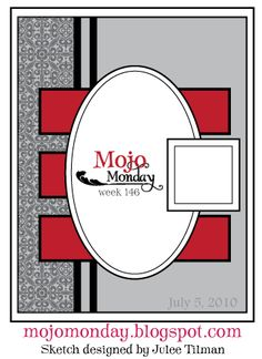 Mojo Monday - The Blog: Mojo 146 - CONTEST