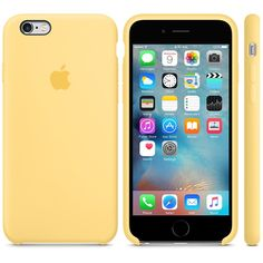 Siliconenhoesje voor iPhone 6s - Houtskoolgrijs - Apple (BE)