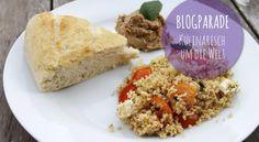 Filines Testblog: Blogparade Kulinarisch um die Welt - Teil 2