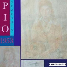 PIO SEMEGHINI - DISEGNO 1953
