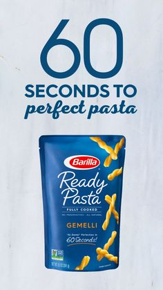Create an easy-to-make #dinner at home with #Barilla Ready Pasta, perfectly prepared in just 60 seconds! Save this recipe made with fresh zucchini, tomatoes, shrimp and delcious Gemelli pasta. #ReadyPasta