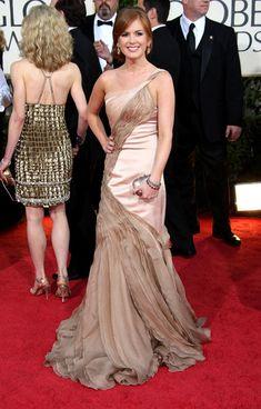Isla Fisher, 2009 Golden Globes