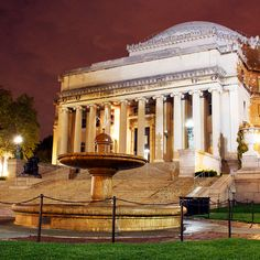 Columbia University | 41 Scenic College Campuses That Were Made For Instagram