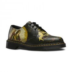 Dr. Martens 1461 Di Paolo in Black Backhand