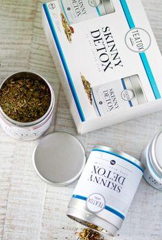 Fit und gesund durchs Jahr: Detox - viel trinken mit Tee Happy Drink, Healthy Drinks, Detox, Clean Eating, Wellness, Tea, Tableware, Hair, Health And Fitness