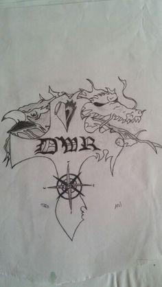 Eagle vs dragon