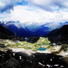 Swiss National Park. Alps. #hasajacezajace #mountainlake #mountains #gory #apls…