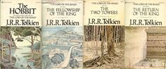 great post about the different editions of JRR Tolkien's Lord of the Rings.