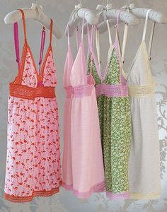 aerie pajamas - love these kind of gowns!