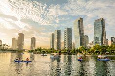 Bienvenue à Songdo, en Corée du Sud, laboratoire mondial des smart cities