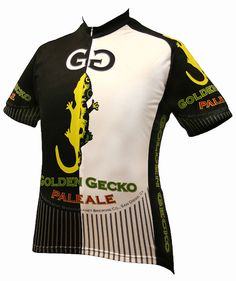 World Jerseys Mens Golden Gecko Cycling Jersey Golden Gecko Large   You can  find more details by visiting the image link. d2a9e04d4