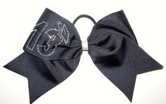 2013 Graduation Cheer Bow by Justcheerbows on Etsy, $10.00