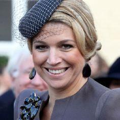 Maxima queen of the netherlands   earrings from vanbellejewels.com