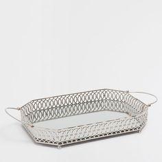 Imagen del producto Bandeja metal asas