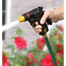 Quick Draw Garden Hose Nozzle