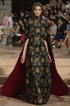 Valentino - Mirabilia Romae: Haute Couture Fall/Winter 2015-16 Collection