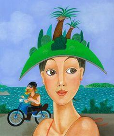 Kruhový objezd u Port Grimaud Disney Characters, Fictional Characters, Disney Princess, Art, Art Background, Kunst, Performing Arts, Fantasy Characters, Disney Princesses