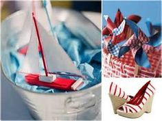 Pretty on Pinterest} Nautical Party