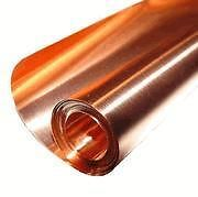 Copper Sheet Thickness Guide by Basic Copper