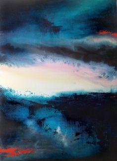 "Saatchi Online Artist Clara Rossy; Painting, ""Encara que sigui lluny (Far Away)  "" #art"
