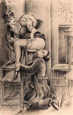 Cheri Herouard (1930's)
