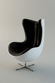 Egg Chair by kiVBo