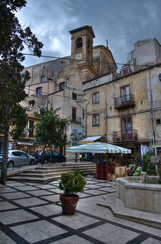 Corleone, province of Palermo , Sicily region Italy, just have to go there once #palermo #sicilia #sicily