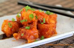 Fried Shrimps with Sweet and Sour Sauce Recipe (Tôm Rán Sốt Chua Ngọt) (www.vietnamesefood.com.vn)