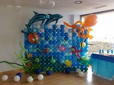 Image result for decoracion el mar en infantil